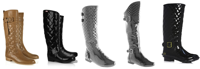 Quilting to Keep You Snug! – Miss Digressive : quilt boots - Adamdwight.com