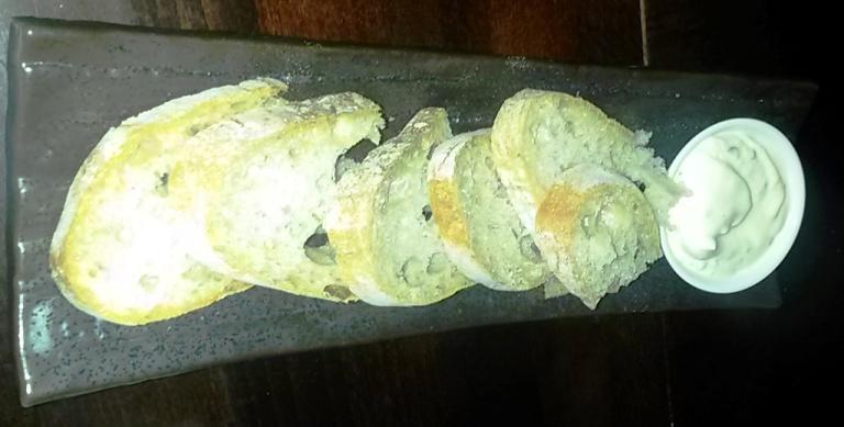 Bread & Alioli