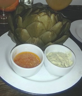 Whole Globe Artichoke