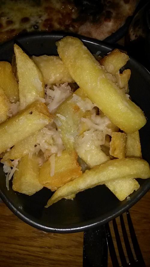 Black Truffle & Parmesan Chips