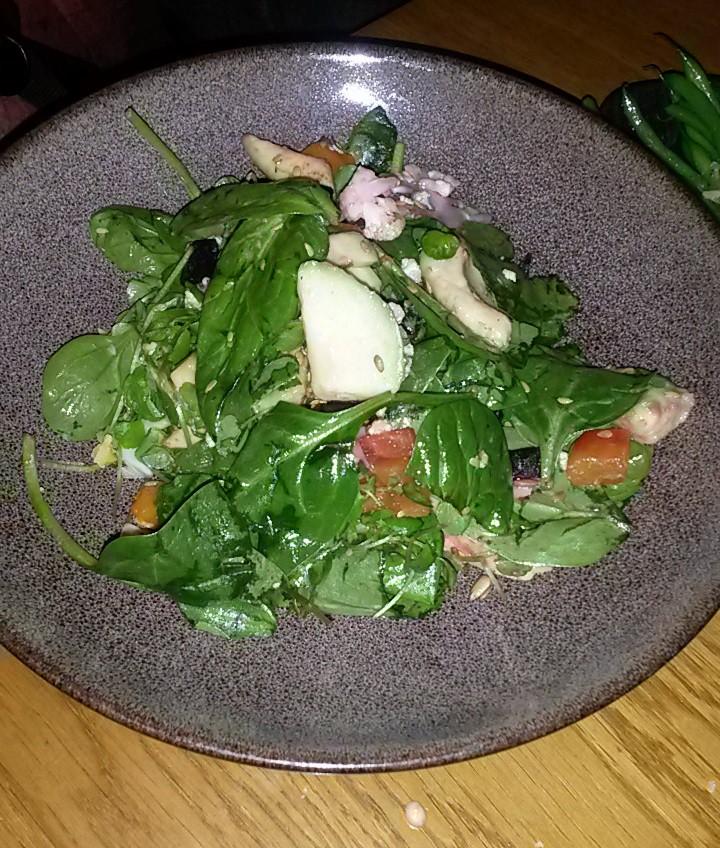 Rare Tuna Superfood Salad