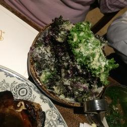 Kale & Parmesan